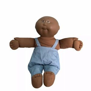 VINTAGE 1985 Cabbage Patch Baby - AA